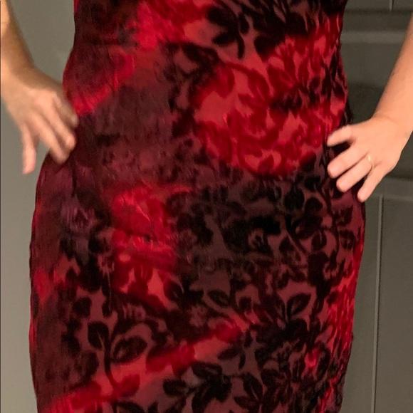 Somedays Lovin Dresses & Skirts - Sexy Someday lovin NWT red velvet  dress. Fit 2/4